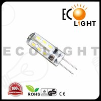 Low Price! Good Popular Candle Incandescent Bulb, Small Size Epoxy resin glue LED 12V 1.5W G4 Led Lamp