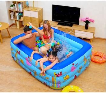 Fabrik Preis 3 Ring Wasser Pool Designs Pvc Aufblasbare Quadrat Schwimmbad  - Buy Aufblasbare Schwimmen Pool,Aufblasbare Swimmingpool Für ...