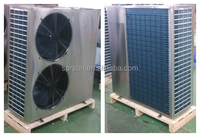 china top rated sprsun air to water stainless steel heating pump 22kw