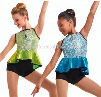 43a19b242d7e2 NP044 meninas vestido da dança moderna para crianças vestido da dança trajes  para venda hip hop