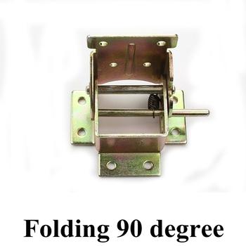 Furniture Living Room Folding Table Leg Bracket,180 Degree Fold Table Hinge