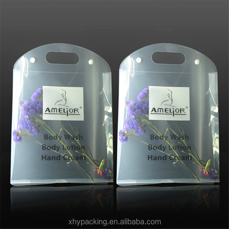 Latest price color printed a5 plastic envelope durable
