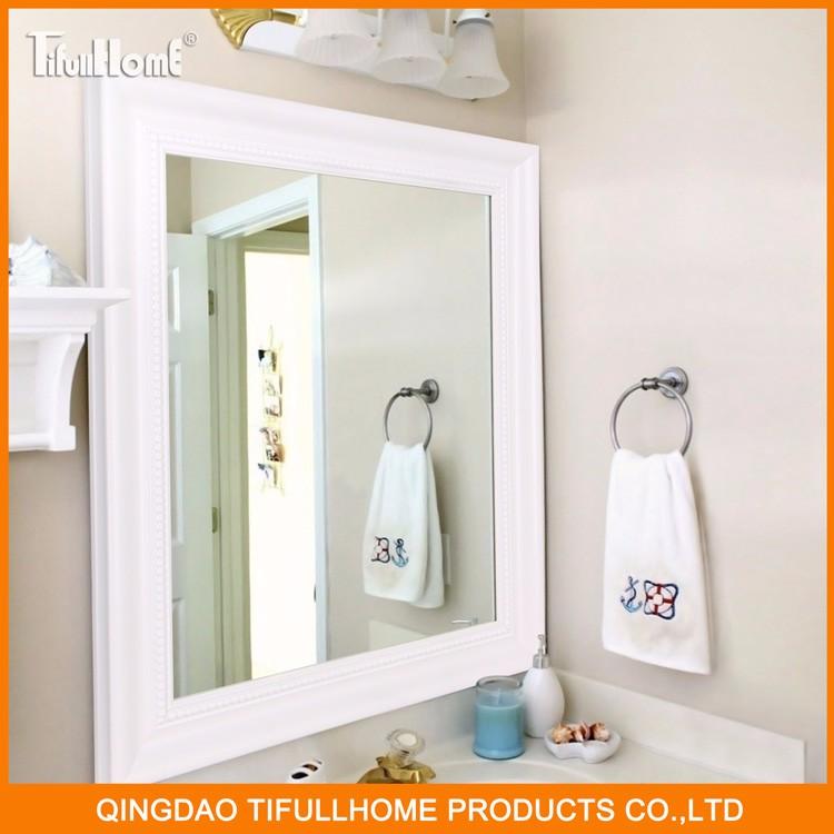 lujo europeo moderno montado en la pared espejo del bao