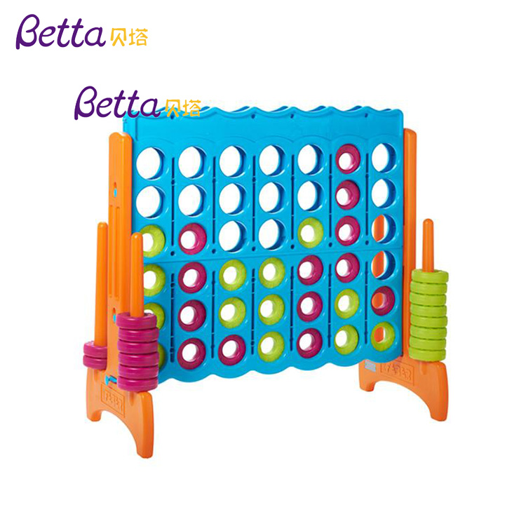 Classic Connect 4 in a Row Gaint Game , Garden connect 4 game for <strong>Kids</strong>