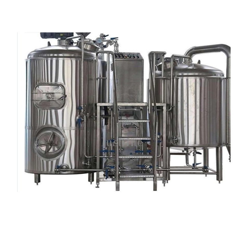 Craft Beer Manufacturing Making Processing Machine Equipment