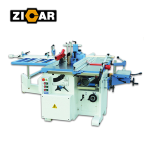 ZICAR ML310 CE wood work cutting planing combination machine