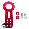 Mofe Racing Red Tow Hook Universal Racing Tow Hook