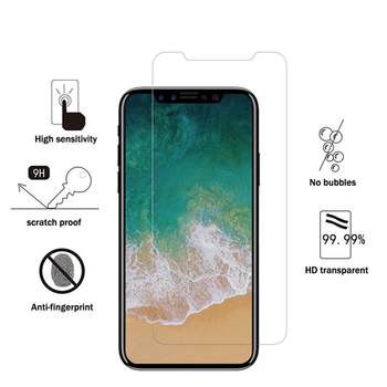 pretty nice 56ff8 9c711 Factory Price For Iphone X Screen Protector,9h Tempered Glass Screen  Protector For Iphone X - Buy For Iphone X Screen Protector,Screen Protetor  For ...