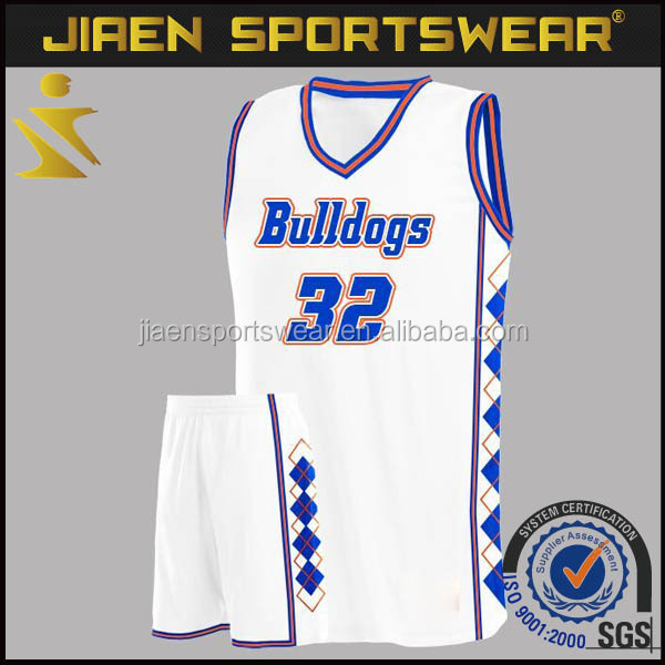 2017 Basketball Jersey Uniform Wholesale Reversible Or Singlet Basketball Uiforms