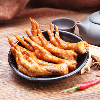 Hot Sale Food And Beverage Youngs Favorite Chicken Feet With Spicy