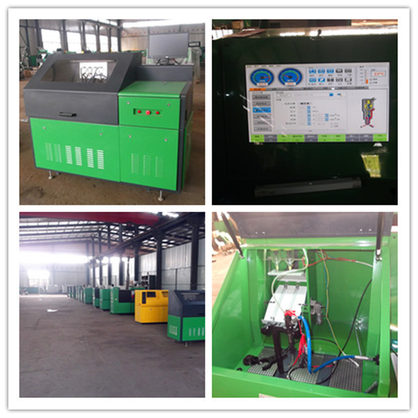 common rail fuel injection pump test bench auto device from China in alibaba