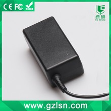 high quality DC connection with UK cable adapter for hp 18.5v 3.5a 7.4*5.0mm