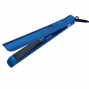 Professional Instant Heat-up 480F OEM Private Label Flat Iron Top 10 Titanium Hair Straightener