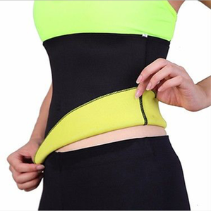 b76e31ffc4 Free Sample Workout Sweat Sports Waist Belt Sweat Belt Waist Trimmer Waist  Trainer Sweet Belt for