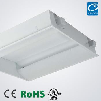 T5 Pll T8 Led Direct Indirect Lighting Fixture Ul Cul Office Fluorescent Light