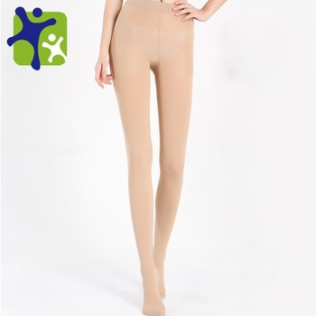 Medical compression stockings Graduated 23-32mmHg compression leggings/pants close toes Compression stockings