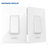 alexa google home smart light wall switch with remote control 3 way switch