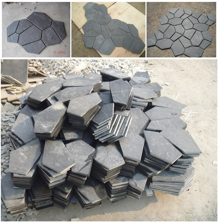 Natural Slate Cheap Patio Paver Stones For Sale