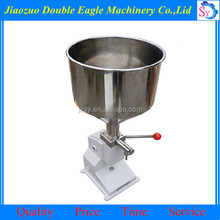 Stainless steel Manual paste liquid filling machine/hand racking machine manufacturers price