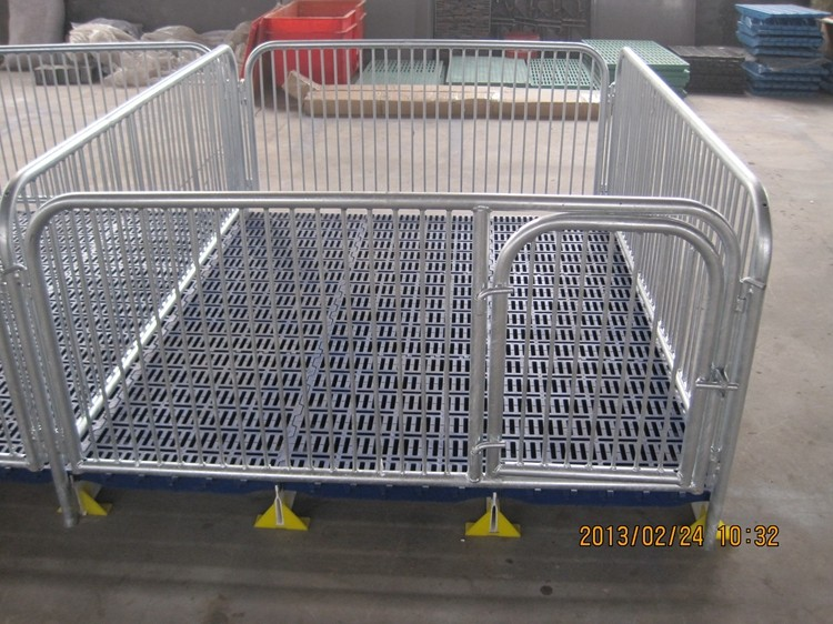 Long Time Used Farm Equipment Pig House Flooring