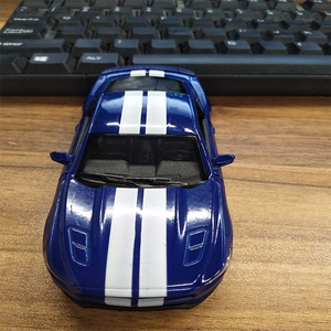 High Simulation 1:36 Mustang GT alloy pull back model cars Two door sports car Model Toy Collection Gift For Kids New
