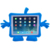 world best selling products for ipad case made from shockproof EVA foam
