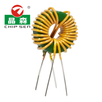 Chipsen T12.7X7.9X6.35 hot sale toroidal common mode choke copper coil inductor 2mH