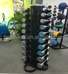 Plating dumbell/ gym fitness equipment
