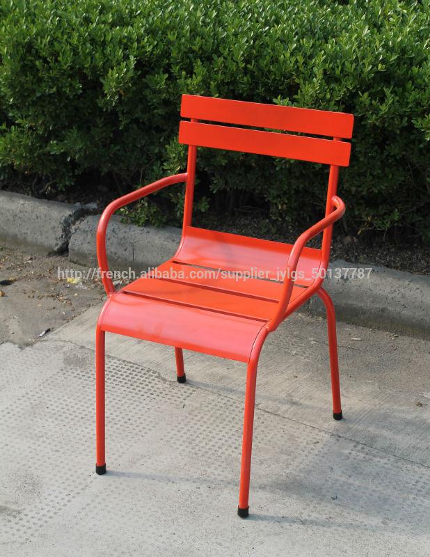 Jardin Manger Chaise Avec Bras JYL 9005