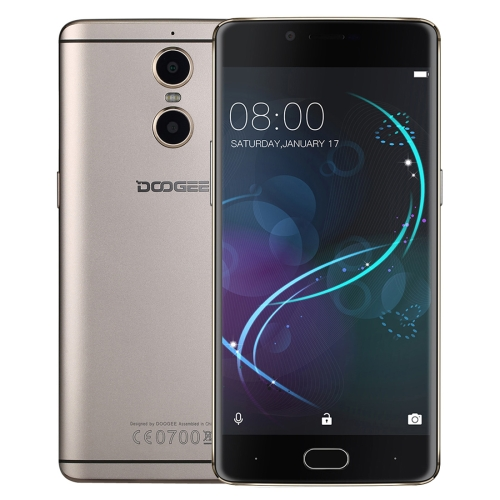 Factory price 5.5 inch 2.5D Android 6.0 Quad Core DOOGEE Shoot 1 4G phone
