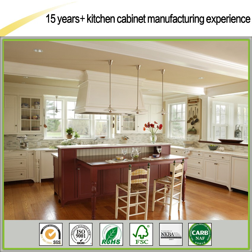 Ready To Assemble Factory Direct Solid Wood Kitchen ...