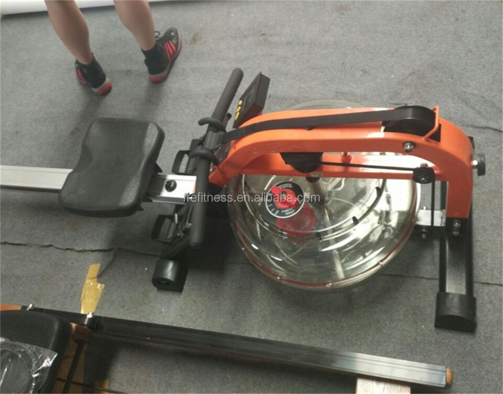 home fit water rower / cheaper rowing machine