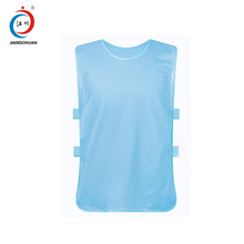 Mesh sports customize logo basketball soccer gym football training vest