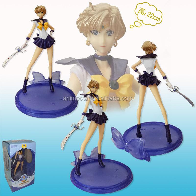 Sailor moon Anime Manga Mini Figuren Figur Figure 6er Set H:5cm Neu