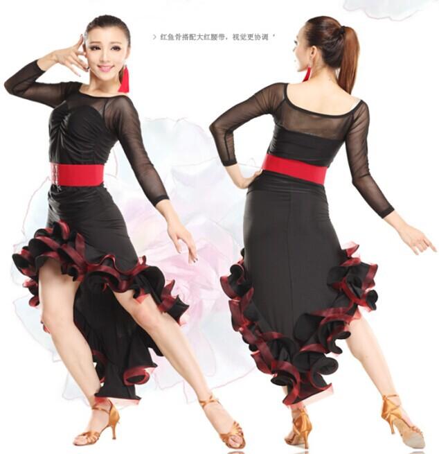 8cf564657adb Get Quotations · Free shipping one set Latin spiral Latin cha cha salsa  tango rumba Cha cha Ballroom Dance