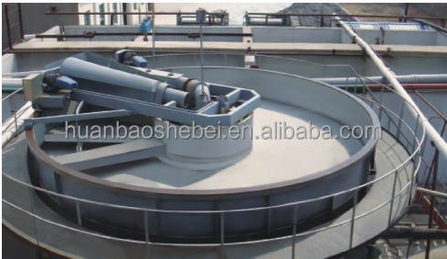 300 cubic meter/hour Water Treatment Plant , Air Flotation Machine for Solid and Liquid Separation