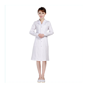 White Ladies Lab Coat For Womens