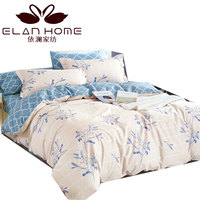 2018 new arrival wholesale bedding duvet cover set cotton bed sheet