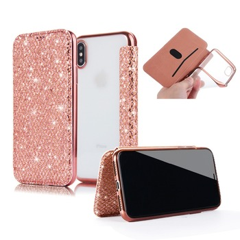low cost fcbe3 0345a For Iphone X Wallet Case 8 8plus 7 Plus 6 For Women Girls With Card Slot  Stand Luxury Diamond Phone Case For Iphone X Flip Case - Buy For Iphone X  ...