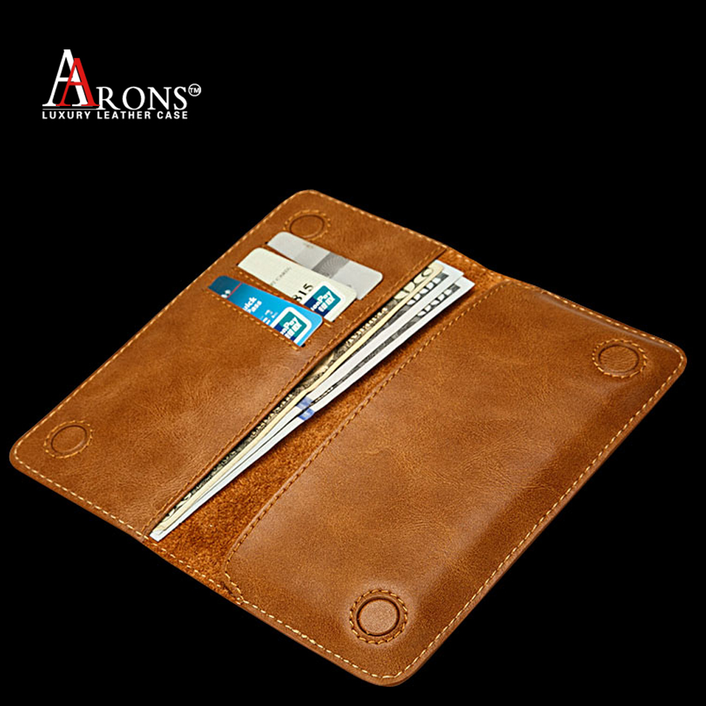 Book style leather case for mobile phone wallet call phone case leather case