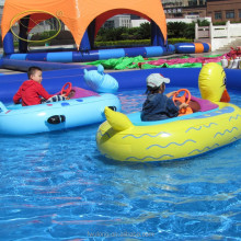 animal battery boat water battery boat bumper boats for pool/Children Electric bumper boat/Electric bumper boat