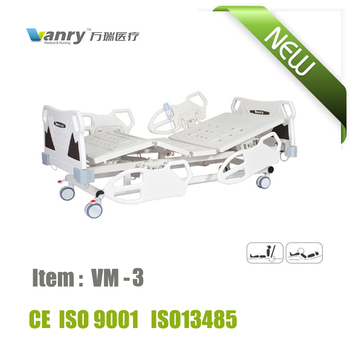 China supplier hospital medical device Vanry hospital bed