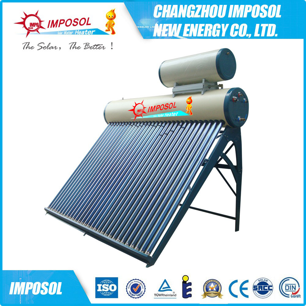 Heat Pipe Vacuum Tubes Solar Collector For Solar Hot Water Teater ...