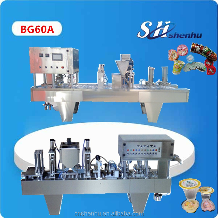 shanghai factory corn steep liquior cup filling machine with CE/SGS popular type