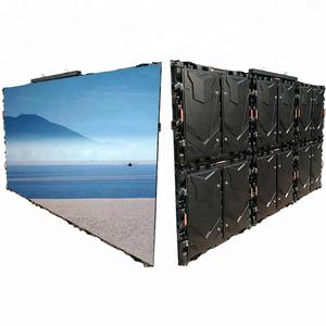 Waterproof 960X960 Magnesium Alloy P4 P5 P6 Video Wall Slim Die-Cast Cabinet Led Display