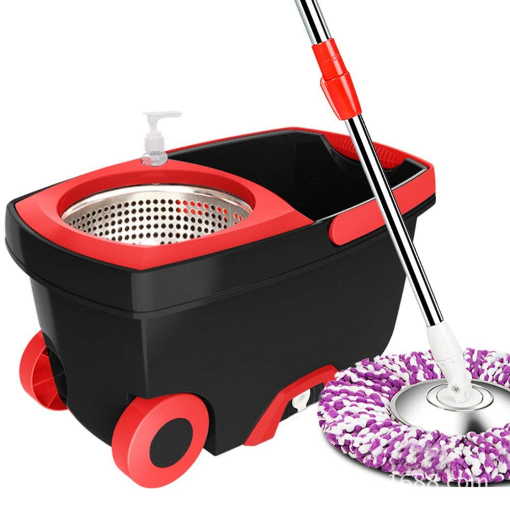 Buy Hurricane Spin Mop Home Cleaning System by BulbHead ...
