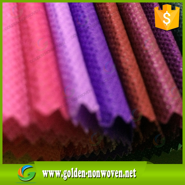 TNT 100% fabric/non woven bag material/nonwoven mattress fabrics/2016 NEW machine pp nonwoven factory