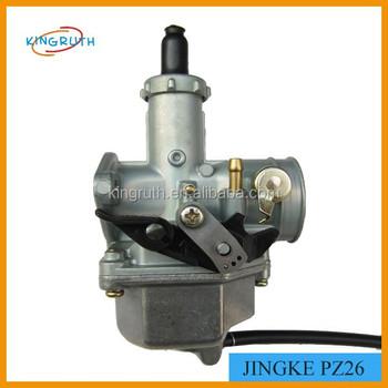Pz26 Jingke Carburetor Fit For Atv Dirt Bike Motoecycle - Buy Pz26 Jingke  Carburetor,Vacum 250 Jingke Carburetor,Jingke Carburetor Pz30 Manual  Product