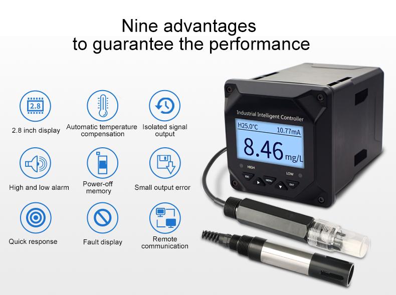 function of water digital online dissolved oxygen tester meter beer India