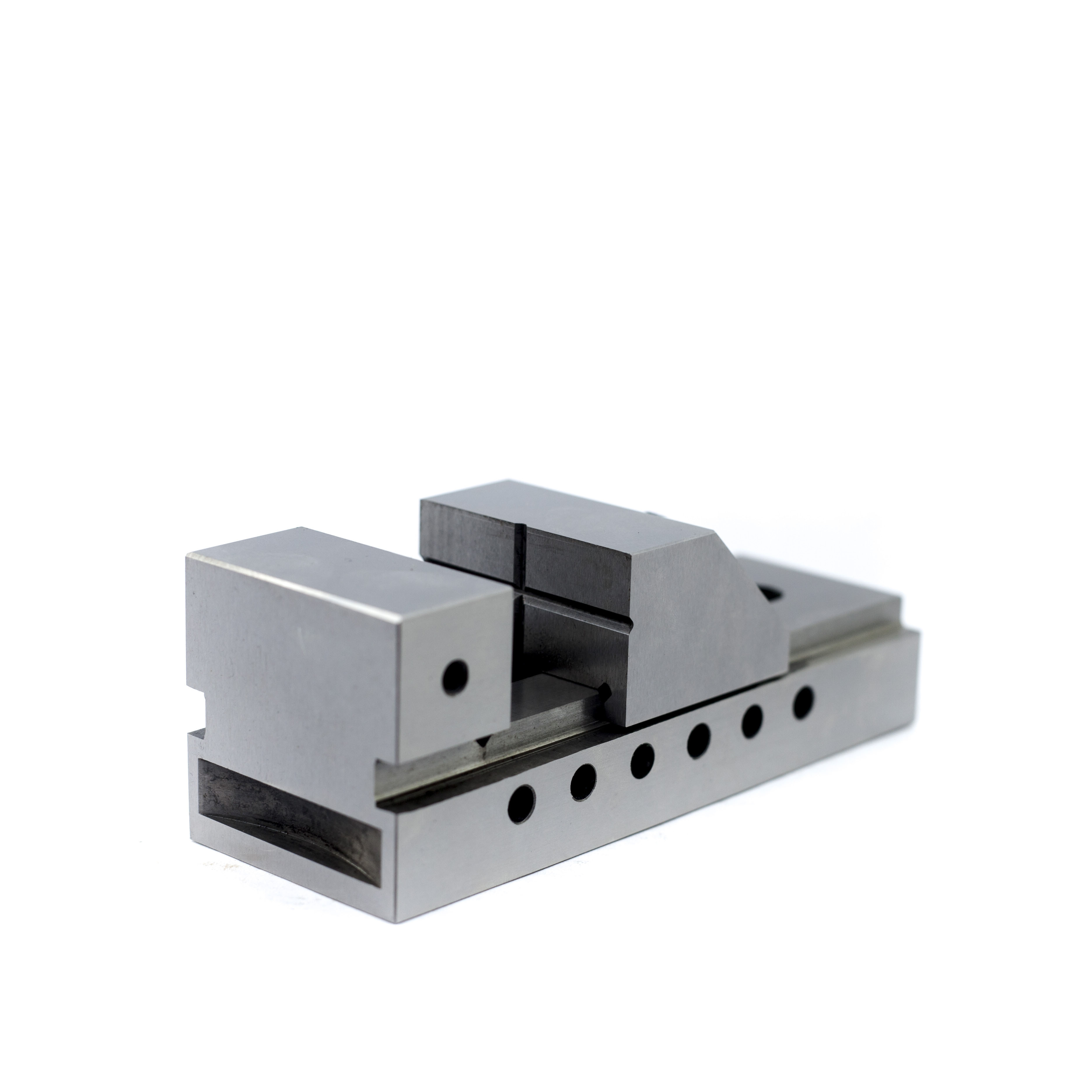 "PIN TYPE PRECISE QUALITY 3/"" INCH TOOLMAKER PRECISION GRINDING VISE SCREWLESS"